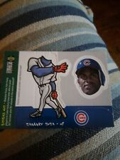SAMMY SOSA 1998 UPPER DECK COLLECTOR'S CHOICE STAND #9 OF 30 FREE SHIP