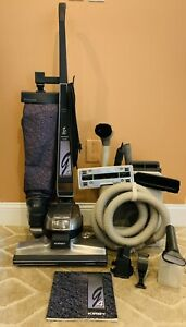Kirby G4 Bagged Upright Vacuum W/Attachments