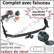Renault Espace Grand Espace 4 IV 2002-2015 Attelage rigide fixe