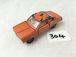 VERY RARE LONE STAR FLYERS #7 VAUXHALL FIRENZA DIECAST TOY MODEL CAR TAN 1971