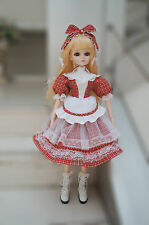"""Cosette Ball Jointed Doll BJD 1/3 City Girl Christmas Birthday Gifts Clothes 22"""""""