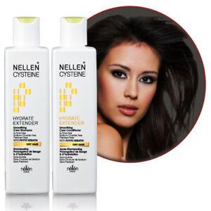 Nellen Hydrate Shampoo & Conditioner Pack · Salt, Paraben & Sulfate-free