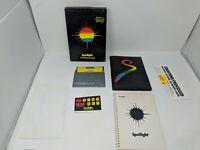 Software Arts Spotlight Desktop Manager IBM PC Software VisiCalc TK!Solver VTG