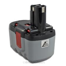 24V 3000mAh Ni-Mh Battery for Bosch BAT030 BAT031 BAT240 BAT299 12524 1645