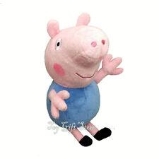 """Cute Plush doll Stuffed Toy Pig George 7"""""""