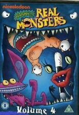 AAAHH!!! Real Monsters Volume 4 - DVD  B0VG The Cheap Fast Free Post