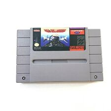 U.N. Squadron - SNES Super Nintendo Game Tested - Working - Authentic!
