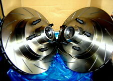 VMAX SLOTTED Ford EF EL Futura GLi XR6 XR8 FALCON FRONT Disc Brake Rotors PAIR