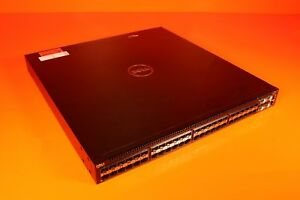 DELL FORCE 10 S4810-ON NETWORKING LAYER 2 & 3 SWITCH (£1575 ex-vat)