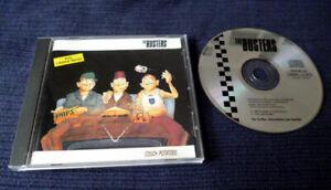 CD The Busters Couch Potatoes+3BONUS 1989 Reggae Ska Riding High She Was My Girl