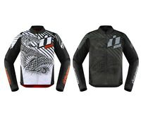 2020 Icon Overlord SB2  Textile Armored Motorcycle Jacket - Pick Size and Color