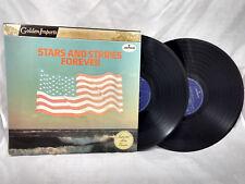 Frederick Fennell 2 LP Stars and Stripes Forever Music of John Philip Sousa NM