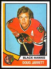 1974-75 OPC O PEE CHEE HOCKEY #351 DOUG JARRETT NM CHICAGO BLACK HAWKS CARD
