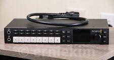 Blackmagic Design ATEM Television Studio HD SDI / HDMI Switcher- 8 Hours of use