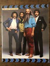 The Oak Ridge Boys 1980's Tour Program Book New