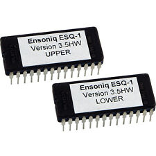 Ensoniq ESQ-1 Hidden Waves firmware OS update EPROM software version 3.5HW