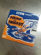 Cons Prevent This Tragedy Skateboard Dvd Video Skate Converse Thrasher Trapasso