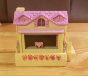 Mattel 2005 Pixel Chix Yellow Pink House Interactive Toy