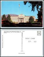UTAH Postcard - Salt Lake City, University Of Utah Admin Building H4