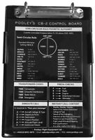 Pooleys CB-2 Pilots Kneeboard *NEW*