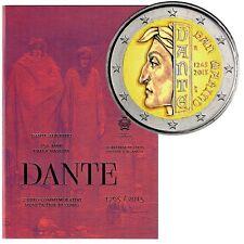 "2015 * 2 euro SAINT MARIN ""750e Dante Alighieri"""