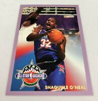 1993-94 Fleer All-Stars Shaquille O'Neal #7 HOF NM+