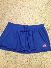 Women's ADIDAS AdiPure Bright Tennis Golf Skirt Skort L, Perfect!!