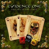 EVIDENCE ONE The Sky Is The Limit 2007 CD FAIR WARNING HOUSE OF LORDS TALISMAN