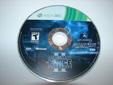 Star Wars: The Force Unleashed II (Microsoft Xbox 360)  DISC ONLY!   EXCELLENT!