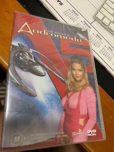 Andromeda : Vol 5 : Part 3 (DVD, 2005) R4 Brand New Sealed