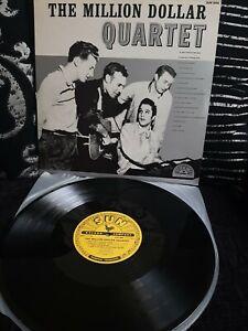 The Million Dollar Quartet (Elvis Presley) - Self Titled Compilation LP Sun 1006