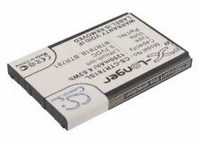 1250mAh Battery For Casio GzOne Ravine 2, C781