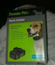 Premier Pet Bark Collar Discourage Barking 8 Pound Plus 6 Months Plus
