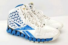 Men Reebok ZigTech Zig/Basketball size 10 some flaws