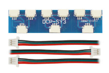 DCC Concepts DCD-SY3 Cobalt Alpha Y Connectors for Alpha Switch Connection (3)
