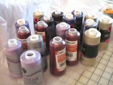 Serger Cones of Thread - various colors and makers