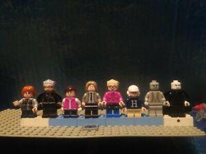 Lego Harry potter mini figure lot#8(8)