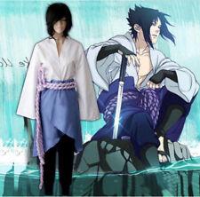 Akatsuki Sasuke Itachi Uchiha Madara Uchiha Sasuke Cosplay Costume Orochimaru