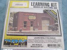 DPM HO #243-36000 (Cliffton Motor Co.) Modular Building