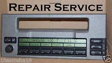 Range Rover Vogue MID Radio Tuner LCD Dead Pixel Failure Repair Service