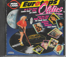 V/A - Musikladen / Eurotops - Oldies CD 16TR West Germany 1988 The Lords, T.Rex