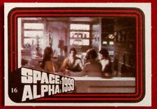 SPACE / ALPHA 1999 - MONTY GUM - Card #16 - Netherlands 1978