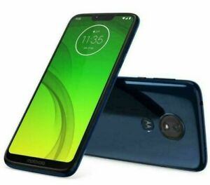 "Moto G7 Power (32GB, 3GB) 6.2"" 4G LTE GSM+CDMA (US MODEL) Unlocked XT1955-5"