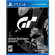 Gran Turismo Sport (PS4) [ Pre-Orders Release date:  Oct. 2017]