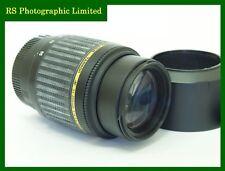 Tamron LD DI II 55-200 mm F4-5.6 Zoom Lens, Minolta, SONY AF Monte. STOCK N U8167