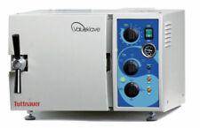 New Tuttnauer Valueklave 1730m Autoclave 3 Trays 7 X 13 Chamber 1 Year Warranty