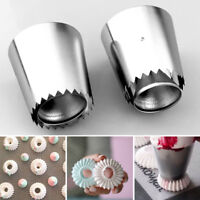Russian Pastry Flower Icing Piping Nozzles Cake Decoration Tips Baking Tool DIY