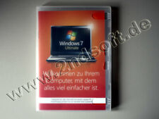 Microsoft Windows 7 Ultimate 32-Bit SB Systembuilder, deutsch, SKU: GLC-00705