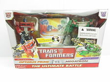 Transformers - Classic - Optimus Prime vs Megatron