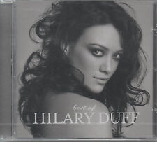 Hilary Duff BEST OF CD Nouveau reach out Holiday Stranger With Love Play With Fire
